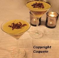Sjokolademousse trifle