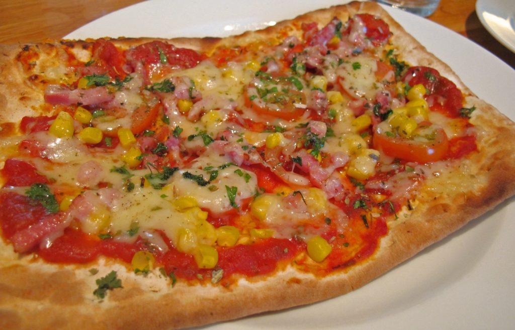 Jukse pizza