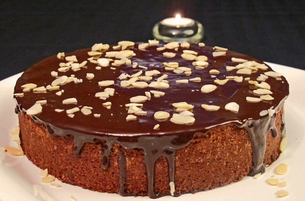 Rom sjokoladekake