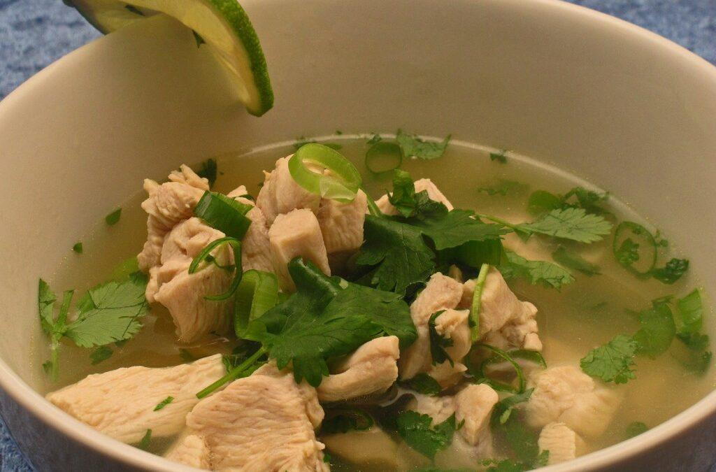 Tom Kah Gai suppe